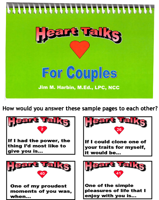 Heart Talks For Couples